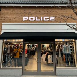 Police. Новый магазин